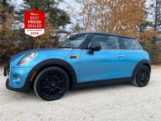 Used 2016 MINI Cooper Hardtop 3dr HB *HEATED LEATHER - PANORAMIC ROOF* for sale in Winnipeg, MB