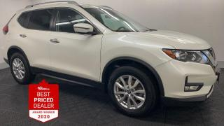 Used 2019 Nissan Rogue AWD SV PANORAMIC *JANUARY BLOWOUT PRICE* for sale in Winnipeg, MB