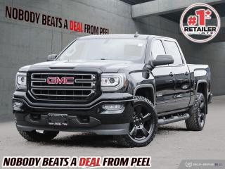 Used 2017 GMC Sierra 1500 4WD Crew Cab 143.5  SLE for sale in Mississauga, ON