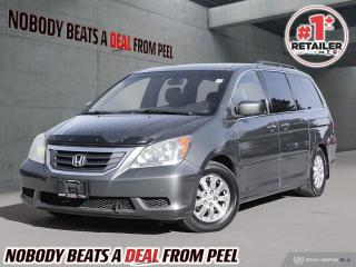 Used 2008 Honda Odyssey 5dr Wgn EX-L w-RES for sale in Mississauga, ON