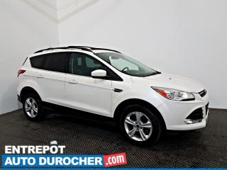 Used 2015 Ford Escape SE Automatique - TOIT OUVRANT - A/C - CUIR for sale in Laval, QC