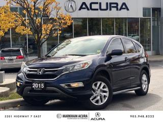 Used 2015 Honda CR-V EX AWD for sale in Markham, ON