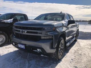 New 2021 Chevrolet Silverado 1500 RST for sale in Napanee, ON