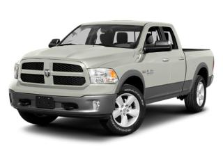 Used 2013 RAM 1500 4WD Quad Cab 140.5  Big Horn for sale in Mississauga, ON