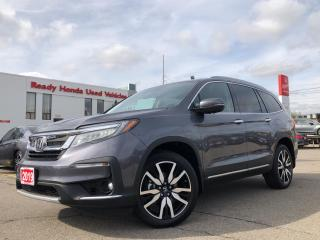 Used 2019 Honda Pilot Touring 8-Passenger - Navigation - Pano Roof for sale in Mississauga, ON