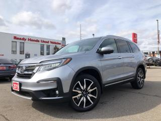 Used 2019 Honda Pilot TOURING 8-PASSENGER for sale in Mississauga, ON