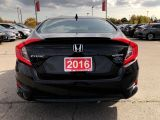 2016 Honda Civic Sedan Touring  - Navi - Leather - Sunroof - Rear Camera