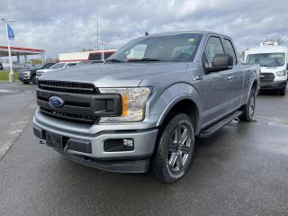 New 2020 Ford F-150 4X4 SUPERCAB - 145 for sale in Kingston, ON
