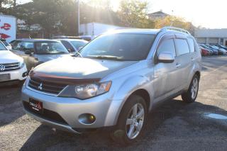 Used 2007 Mitsubishi Outlander 3.0L XLS for sale in Whitby, ON