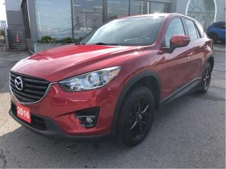 Used 2016 Mazda CX-5 GS FWD w/Sunroof, Heated Seats, Blueooth, Bkp Came for sale in Hamilton, ON