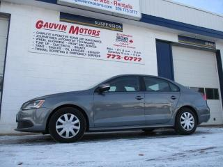 Used 2014 Volkswagen Jetta 2.0L Trendline+   Gorgeous Car, Value Priced. for sale in Swift Current, SK