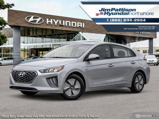 New 2020 Hyundai Ioniq Hybrid Preferred for sale in North Vancouver, BC