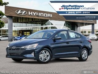 New 2020 Hyundai Elantra Preferred w/Sun & Safety Package for sale in North Vancouver, BC