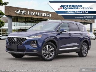 New 2020 Hyundai Santa Fe Luxury 2.0 for sale in North Vancouver, BC