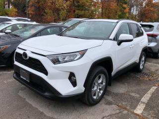New 2021 Toyota RAV4 XLE AWD for sale in Burlington, ON