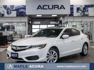 Used 2017 Acura ILX Tech, Local trade, One owner, dealer service for sale in Maple, ON