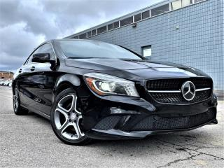 Used 2015 Mercedes-Benz CLA-Class 4MATIC  PANORAMIC  NAVIGATION  HEATED SEATS  ALLOYS! for sale in Brampton, ON