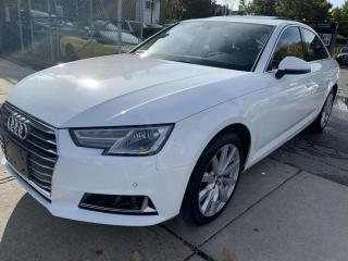 Used 2019 Audi A4 45 TFSI quattro Komfort S tronic for sale in Hamilton, ON