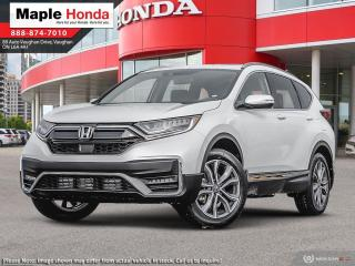 New 2020 Honda CR-V Touring AWD for sale in Vaughan, ON