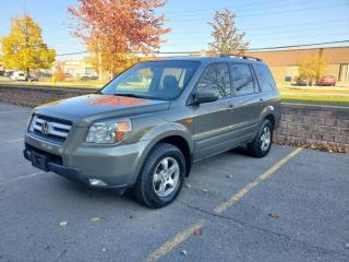 Used 2007 Honda Pilot 4WD 4dr EX-L w/RES for sale in Scarborough, ON