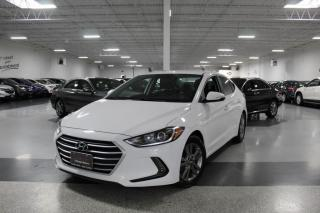 Used 2017 Hyundai Elantra BIG SCREEN I CARPLAY I REAR CAM I HEATED SEATS & STEERING for sale in Mississauga, ON