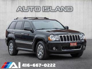 Used 2010 Jeep Grand Cherokee LIMITED S **HEMI**NAVIGATION**4WD** for sale in North York, ON