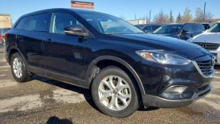 Used 2013 Mazda CX-9 AWD 4dr TOURING LEATHER, SUN ROOF, NAV, B.CAM CLEAN CARFAX for sale in Calgary, AB