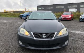 Used 2009 Lexus IS 250 4dr Sdn for sale in Brampton, ON