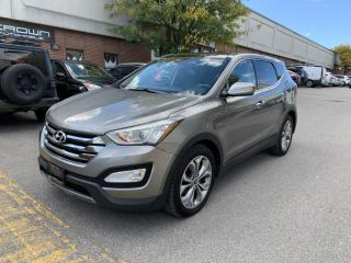 Used 2013 Hyundai Santa Fe AWD 4dr 2.0T Auto for sale in North York, ON
