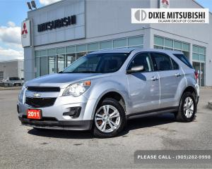 Used 2011 Chevrolet Equinox for sale in Mississauga, ON