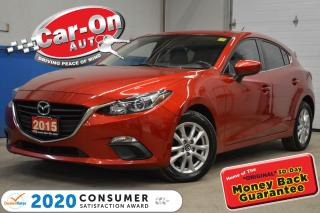 Used 2015 Mazda MAZDA3 Sport GS HATCHBACK | NAVIGATION | REMOTE STARTER for sale in Ottawa, ON