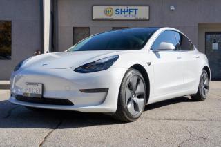 Used 2019 Tesla Model 3 STANDARD RANGE PLUS EAP, FULL SELF DRIVE ($10,600 option!) SIMPLY STUNNING! for sale in Burlington, ON