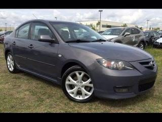 Used 2008 Mazda MAZDA3 S for sale in Dunnville, ON