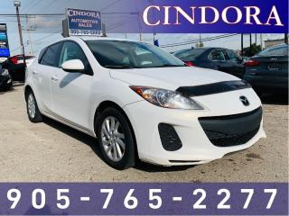 Used 2012 Mazda MAZDA3 GX, Auto, Bluetooth, Sat Radio for sale in Caledonia, ON