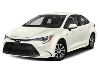 New 2021 Toyota Corolla Hybrid for sale in Grand Falls-Windsor, NL