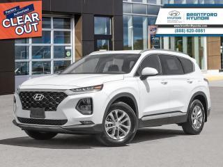 New 2020 Hyundai Santa Fe 2.4L Essential FWD w/Safety Package  - $192 B/W for sale in Brantford, ON