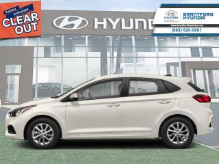 New 2020 Hyundai Accent Preferred IVT  - Heated Seats - $133 B/W for sale in Brantford, ON