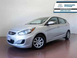 Used 2014 Hyundai Accent HEATED SEATS | BLUETOOTH | AUX  - $60 B/W for sale in Brantford, ON