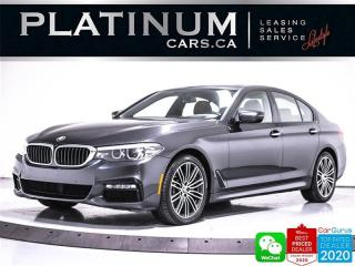 Used 2017 BMW 5 Series 530i xDrive, AWD, PREMIUM, NAV, CAM, HEATED for sale in Toronto, ON