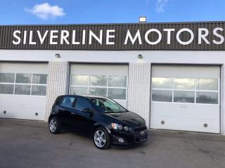 Used 2012 Chevrolet Sonic LT for sale in Winnipeg, MB