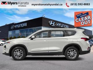 New 2020 Hyundai Santa Fe 2.4L Essential AWD w/Safety Package  - $203 B/W for sale in Kanata, ON