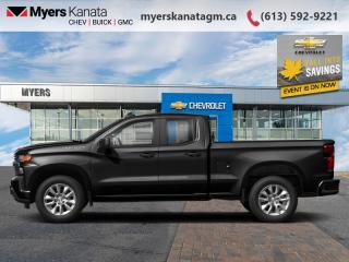 New 2021 Chevrolet Silverado 1500 Custom for sale in Kanata, ON