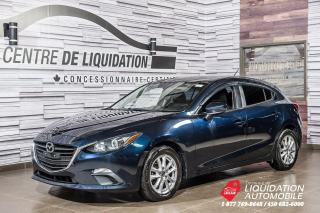 Used 2015 Mazda MAZDA3 GS+CAM/RECUL+NAV+BLUETOOTH for sale in Laval, QC