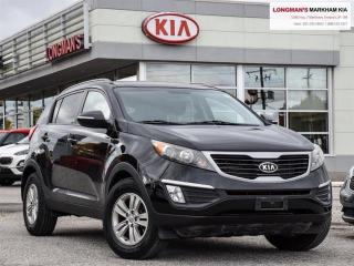Used 2012 Kia Sportage LX for sale in Markham, ON