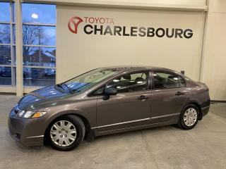 Used 2009 Honda Civic DX - Automatique for sale in Québec, QC