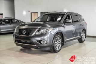 Used 2013 Nissan Pathfinder SL+CAM/RECUL+SIEGE&VOLANT CHAUFF+CUIR for sale in Laval, QC