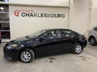 Used 2015 Toyota Corolla CE - MANUELLE for sale in Québec, QC