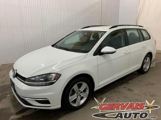 Used 2019 Volkswagen Golf Sportwagen Comfortline 4Motion AWD Caméra Bluetooth Mags *Traction intégrale* for sale in Trois-Rivières, QC