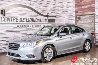 Used 2016 Subaru Legacy 2.5i+awd+cam/recul+gr/elect+siege/chauff for sale in Laval, QC