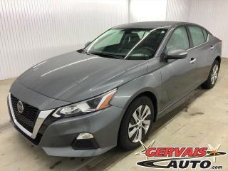 Used 2019 Nissan Altima 2.5 S AWD CAMÉRA SIÈGES CHAUFFANTS *Traction intégrale* for sale in Trois-Rivières, QC